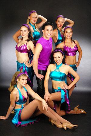 PROFESSIONAL CABARET DANCERS, SHOWGIRL DANCERS AND CHEERLEADERS - Six Pak ...